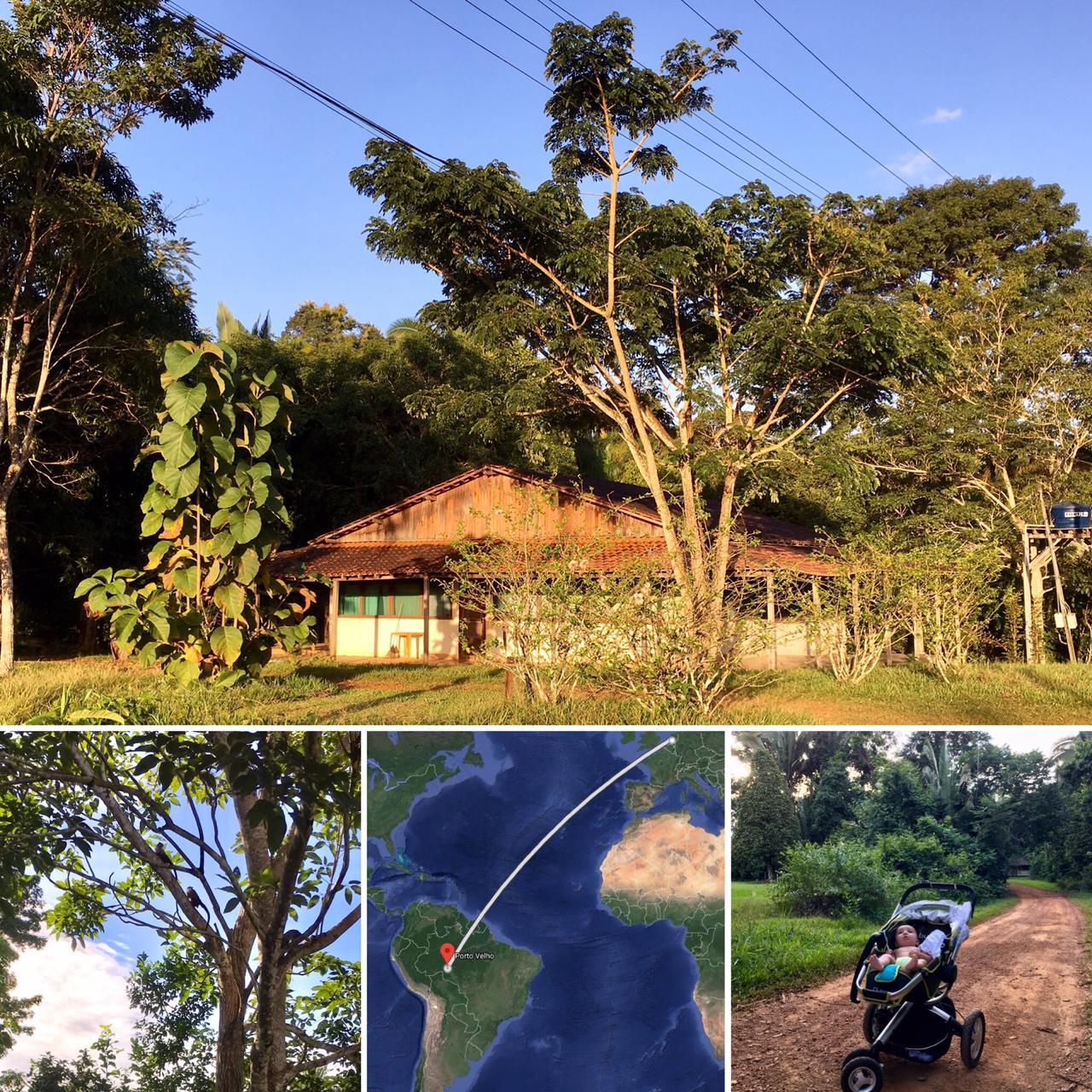 Afbeelding van ons huis in Porto Velho